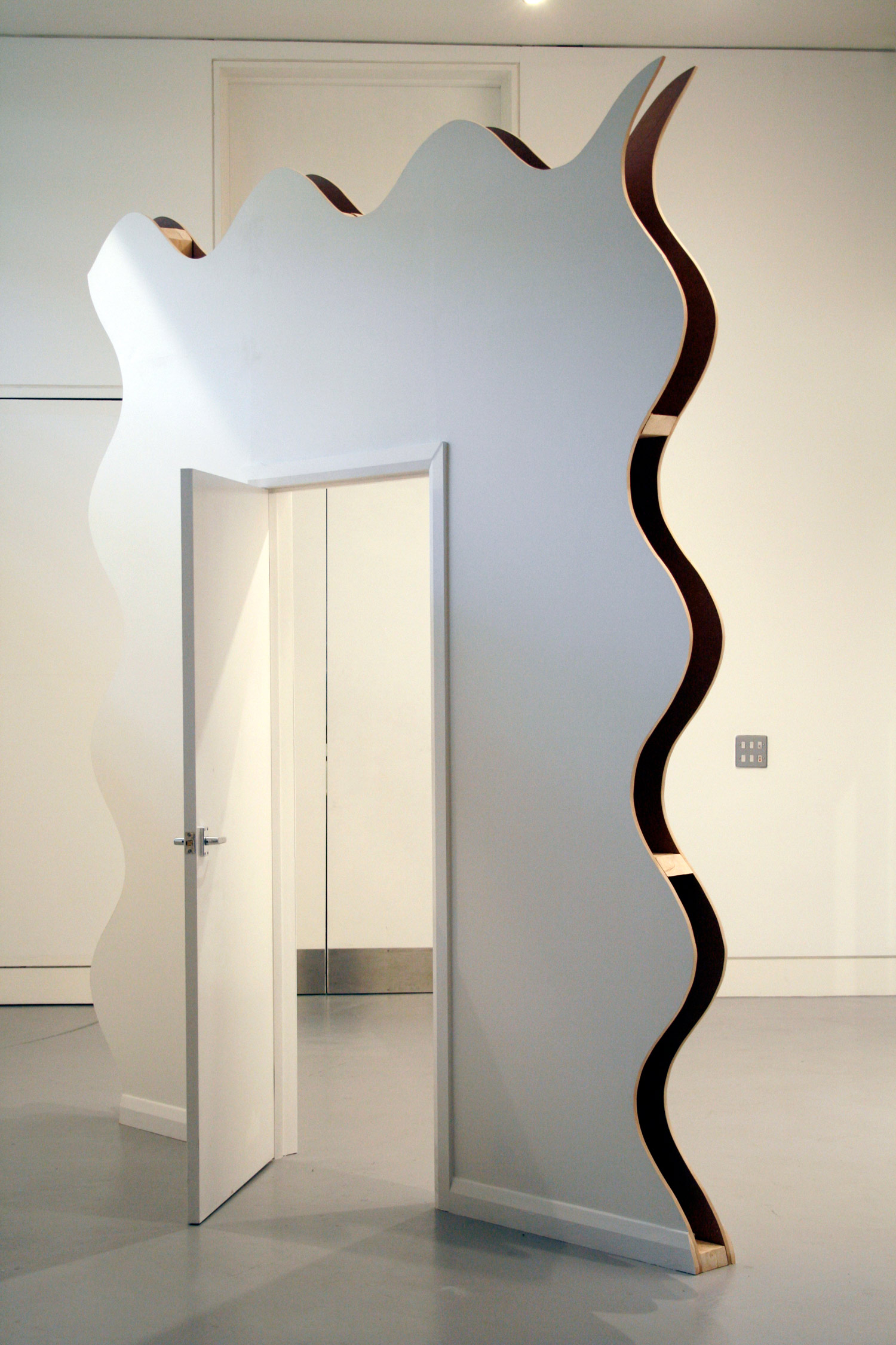 Untitled-Door-In-A-Wall- Sam Porritt